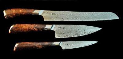 Damascus Chef Set